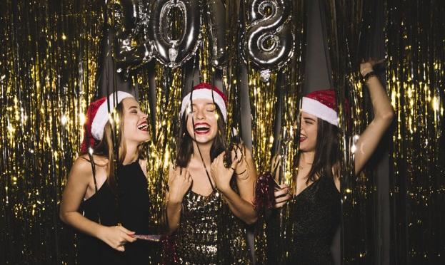 ¡Luce increíble en las fiestas de fin de año!