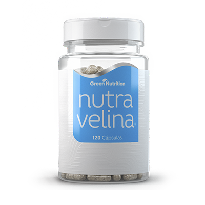 Nutravelina contiene fibra funcional que ayuda a combatir la obesidad