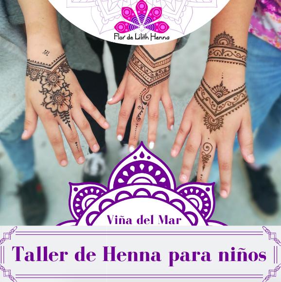 taller de henna