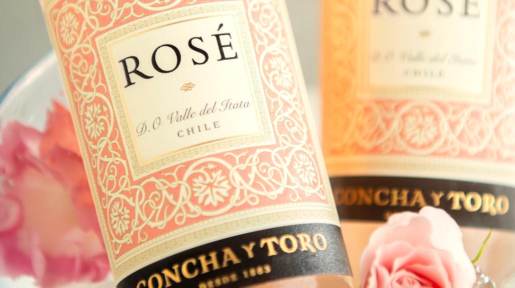 Un vino muy de este blog: Rosé