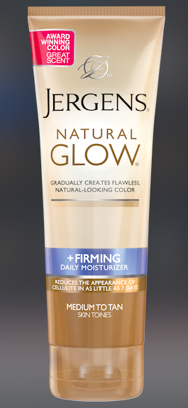 Jergens Natural Glow Firming