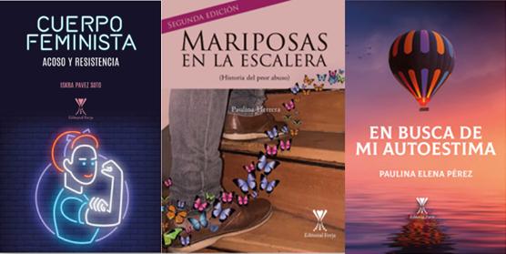 8M: Literatura de mujeres para el mundo