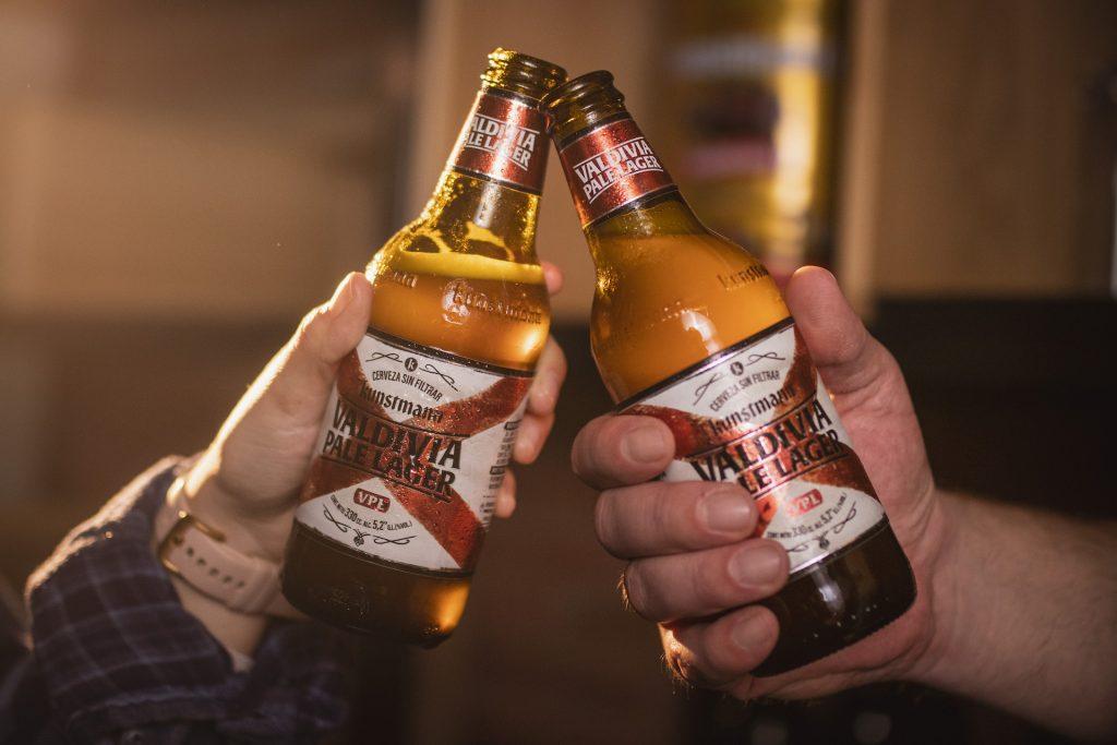 Cerveza Valdivia Pale Lager