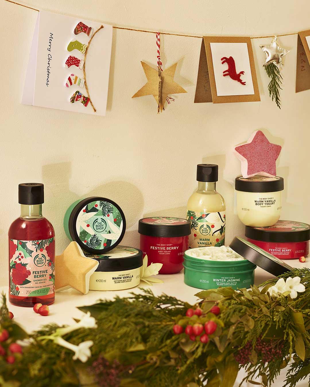 Olores y colores en Navidad: ediciones limitadas