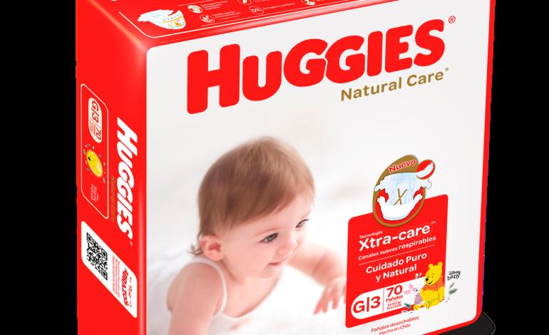 Huggies lanzó su nueva línea Xtra-Care