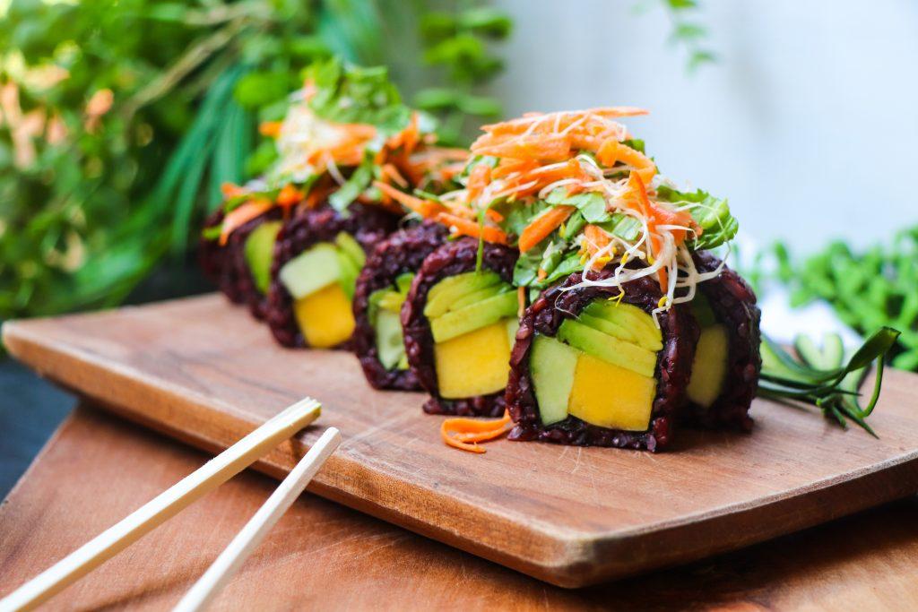 sushi based plant