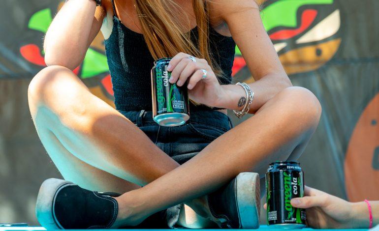 Green Cola llega a Chile