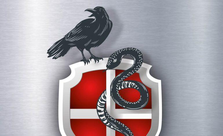 El cuervo y la serpiente