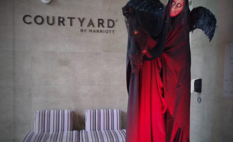 Este halloween vívelo en Coutyard Santiago