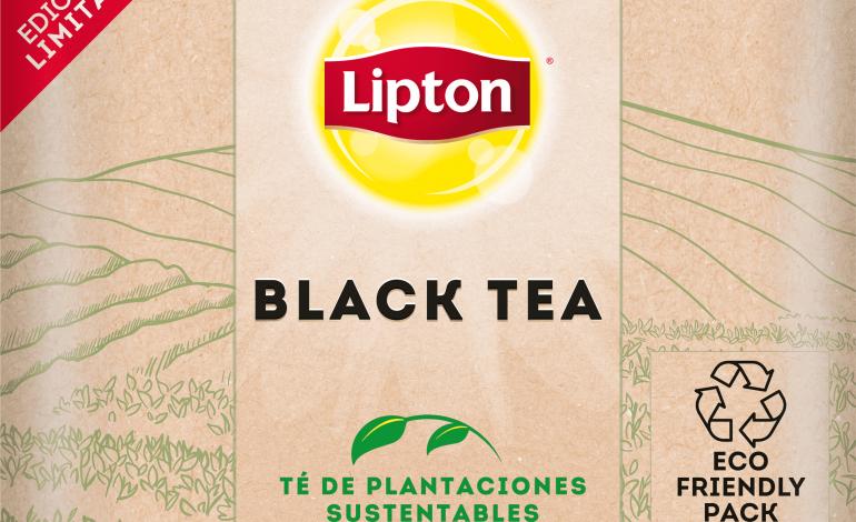 Lipton presenta su envase sustentable